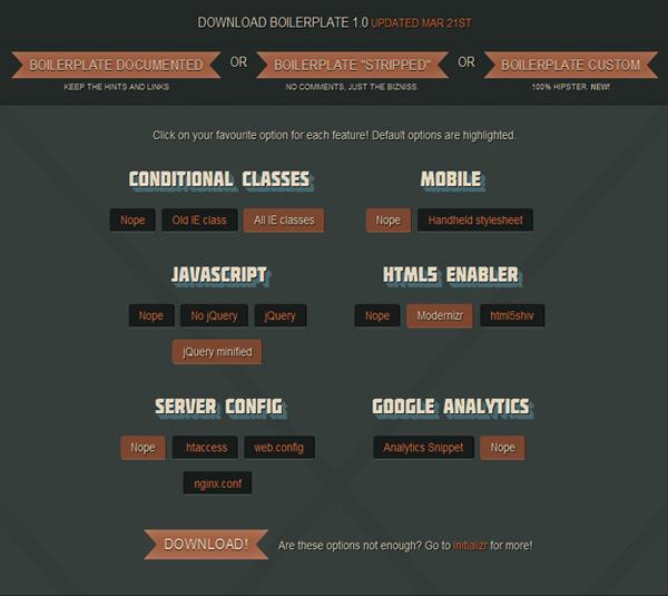 8 CSS Framework Terpopuler - WebHozz Blog