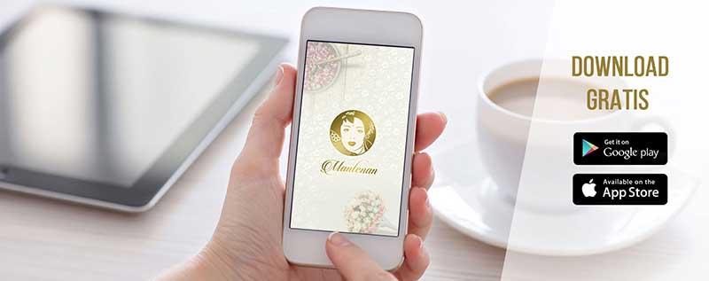 Aplikasi Wedding Pernikahan Mantenan