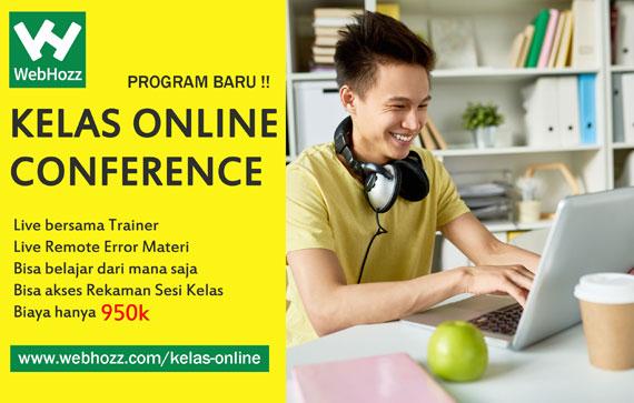 Kursus Online Web Design, Android & Digital Marketing