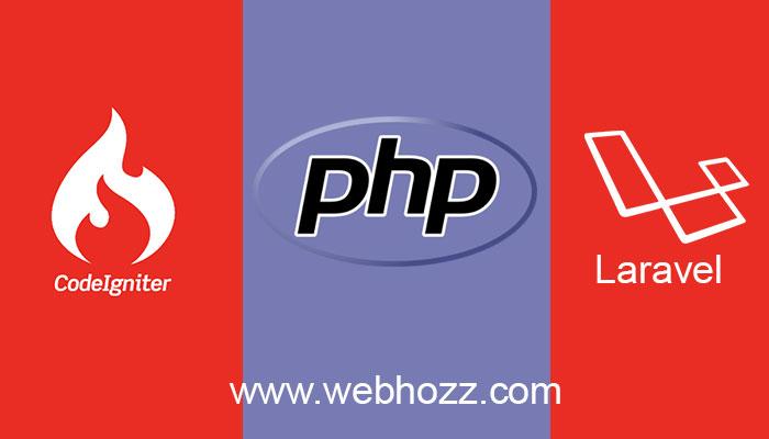 Kursus PHP, Codeigniter & Laravel di Jakarta Bandung Surabaya
