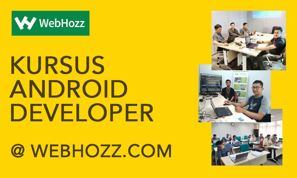 Kursus Android Jakarta