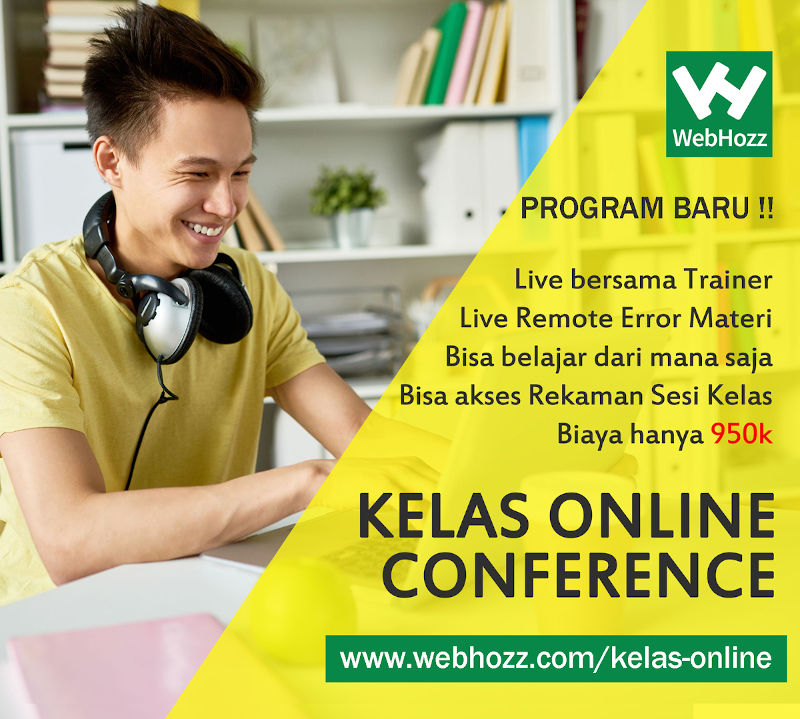 Kursus Online Web Design, Android & Digital Marketing